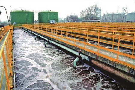 金陵石化工业污水深度处理回用