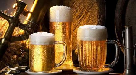 多数桶装鲜啤酒具有爽口美味的优点