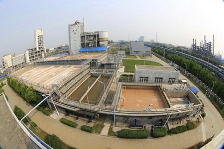 博瑞德投资经营的亚什兰羟乙基纤维素废水处理