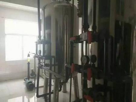平矿泉水制水工艺及流程