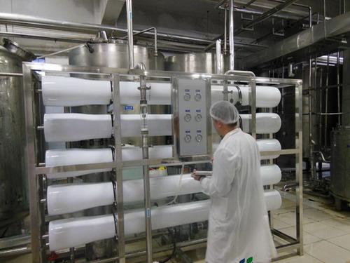 药用纯化水反渗透处理设备