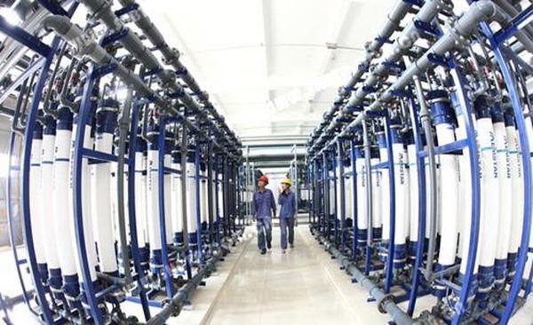 多项措施节约新鲜水天津石化水务部倾力创建绿色企业