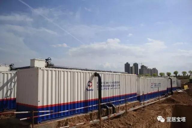 成功开发纳滤净水膜箱延安发展膜产业助力水资源利用