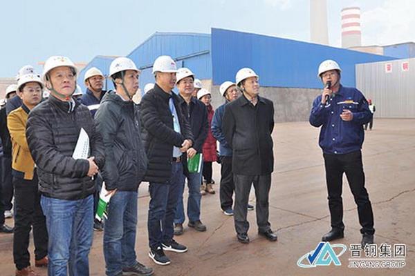 包含深度处理单元晋钢集团污水处理厂工程正稳步推进