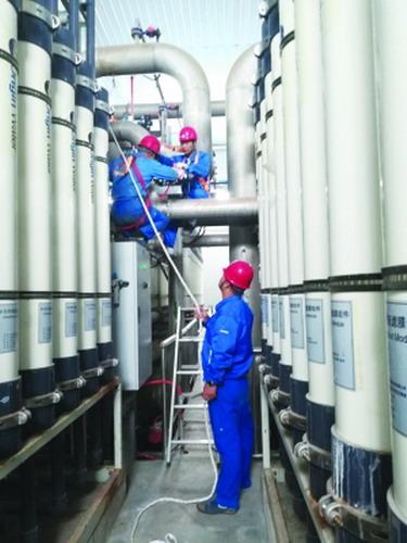 至少循环三次北京经济技术开发区六水联调实现水循环