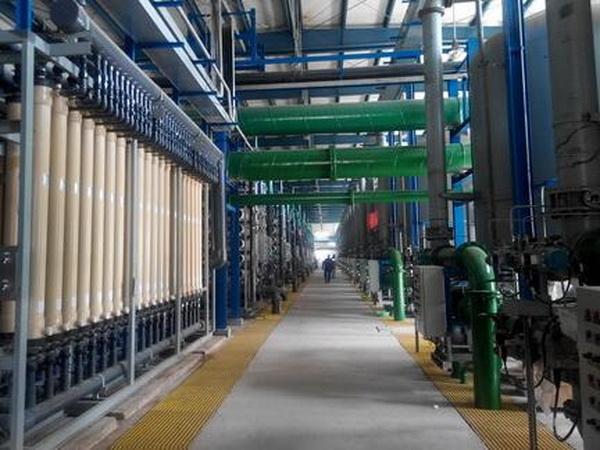 杭锦旗独贵塔拉工业园煤制乙二醇项目实现废水零排放