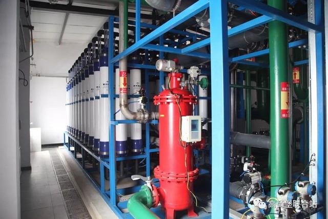 冀东油田油气集输高尚堡联合站超滤装置维护经验分享