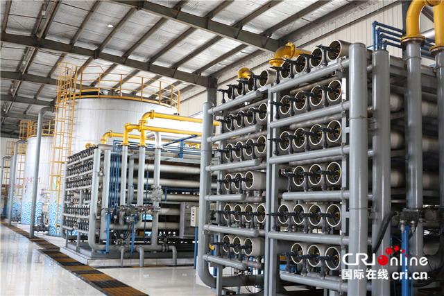 鄂尔多斯煤制油投资2.5亿建设净水场回用率已超过98%