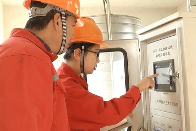 从严水质管理胜利油田应用超滤助力油田精细注水开发