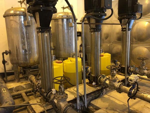 平煤股份八矿水厂矿井水净化工艺增加陶瓷膜和反渗透