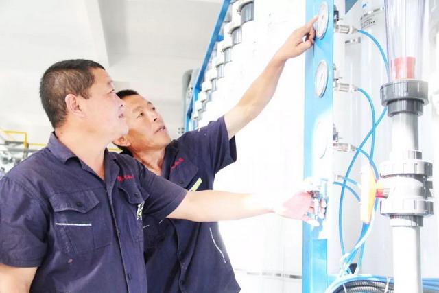 山东海阳市超滤工艺对第三自来水厂完成工艺升级改造