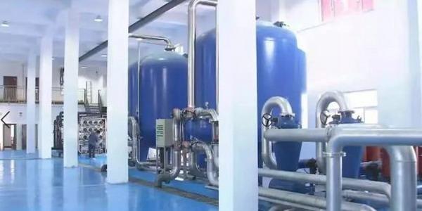 阿拉善额济纳旗航空街道办事处供水工程正式落成通水