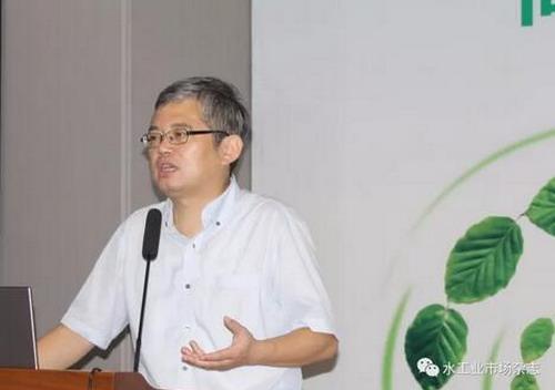 中国科学院生态环境研究中心研究员、生态中心副主任、国工室主任杨敏