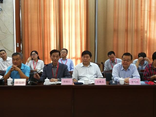 中国膜工业协会常务理事会五届七次会议海南海口召开