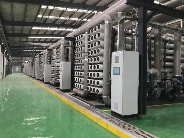 东丽纳滤膜独家助力福州市长乐二水厂全膜法升级改造