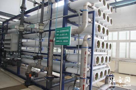 天津石化工业用水节水措施设 近零新鲜水消耗 目标