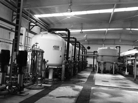 秦皇岛市金海工业蛋白废水二次利用专项公关创造效益